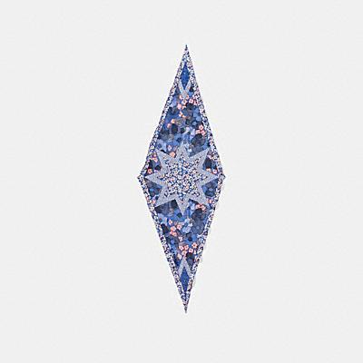 パッチワーク ダイヤモンド