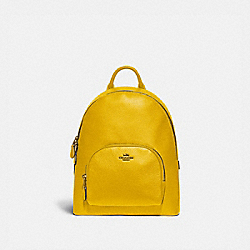 CARRIE BACKPACK 23 - B4/LEMON - COACH 2881