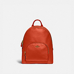 CARRIE BACKPACK 23 - B4/MANGO - COACH 2881