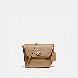 TURNLOCK POUCH - B4/PINK SAND - COACH 2905