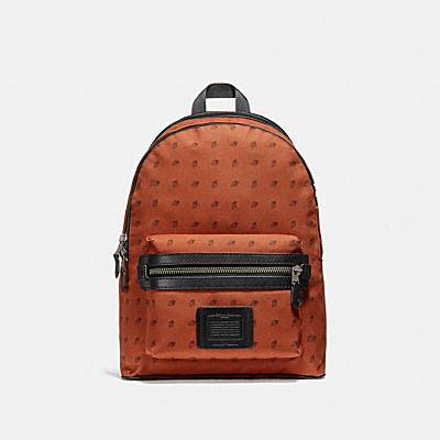 Backpacks - Acadmy Backpack Signature Beige - beige - Backpacks for ladies Coach 8Vvhe3