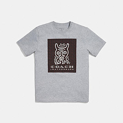 COACH X KEITH HARING Tシャツ
