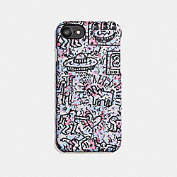 COACH X KEITH HARING IPHONE 7 CASE - MULTICOLOR - COACH 29843