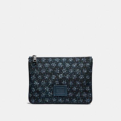 Coach Multifunctional Wallet With Dot Diamond Print Coach vvSlIw