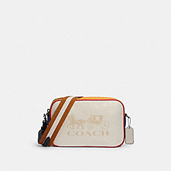 JES CROSSBODY IN COLORBLOCK - SV/CHALK MULTI - COACH 3041