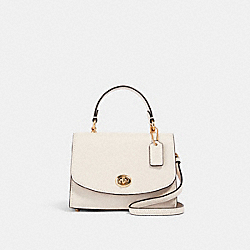 MICRO TILLY TOP HANDLE - IM/CHALK - COACH 3077