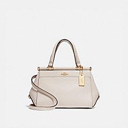 GRACE BAG 20 - CHALK/LIGHT GOLD - COACH 31918