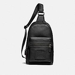ACADEMY PACK - BLACK/BLACK COPPER FINISH - COACH 32239
