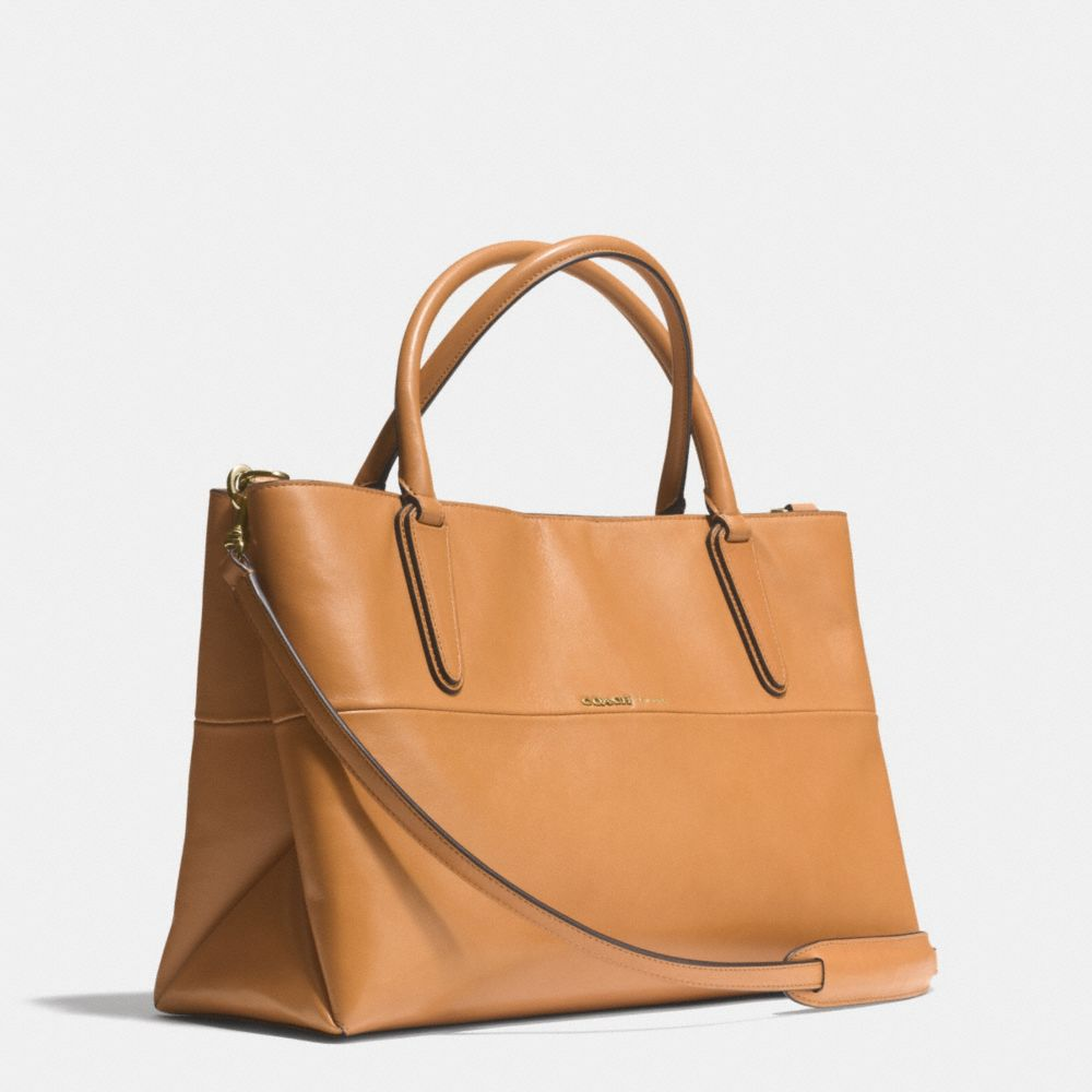 Soft Borough Bag in Nappa Leather  - Alternate View A2