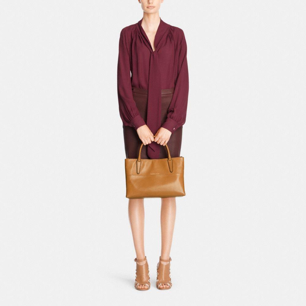 Soft Borough Bag in Nappa Leather  - Alternate View M2