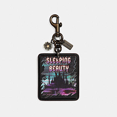 DISNEY X COACH SLEEPING BEAUTY(睡美人)手袋掛飾