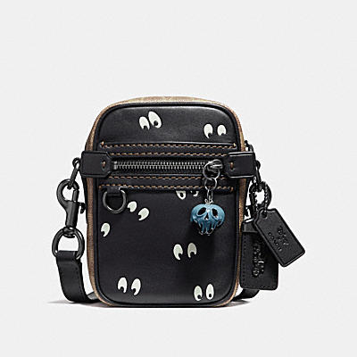 DISNEY X COACH DYLAN 10 SPOOKY EYES (陰森大眼)印花手袋