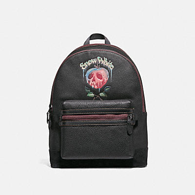 DISNEY X COACH ACADEMY POISON APPLE(毒蘋果)後背包
