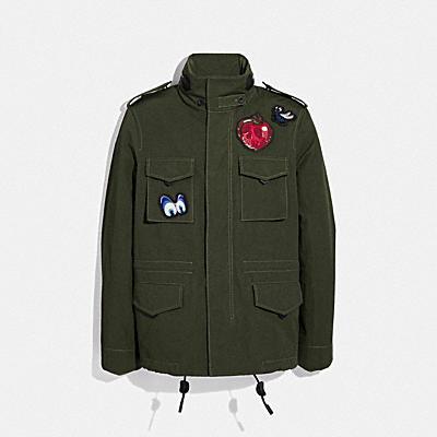 DISNEY X COACH M65 骷髏夾克