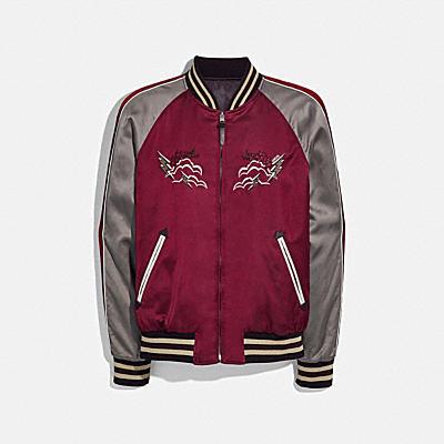 西部風格橫須賀夾克