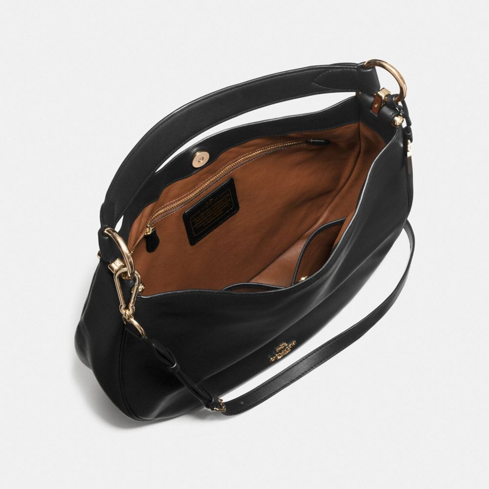 COACH NOMAD HOBO IN GLOVETANNED LEATHER - Alternate View
