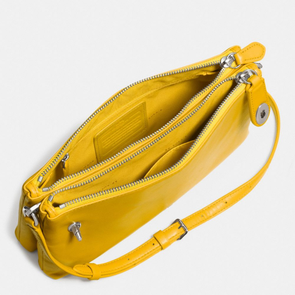 Crosby Crossbody in Calf Leather - Alternate View A1