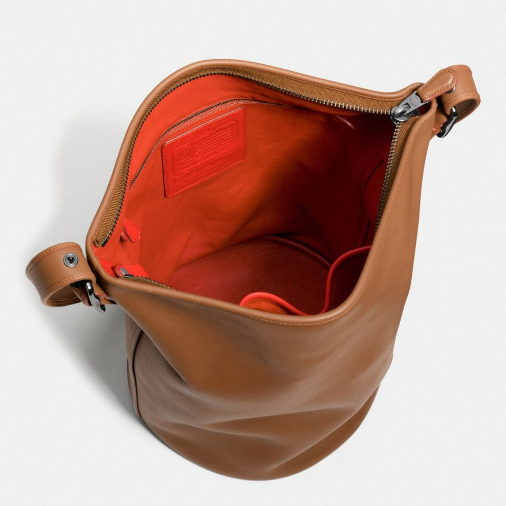 Duffle in Glovetanned Leather - Alternate View A3