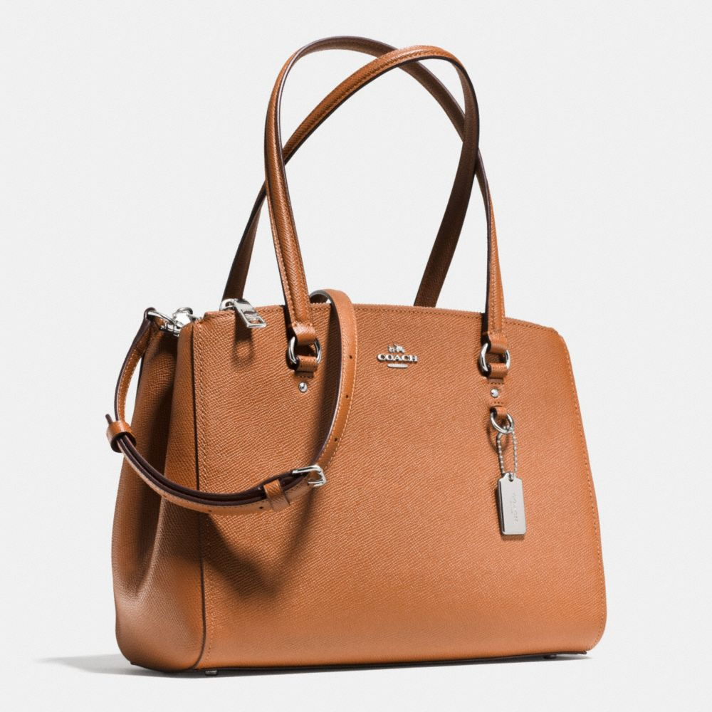 Stanton Carryall 29 in Crossgrain Leather - Alternate View A2