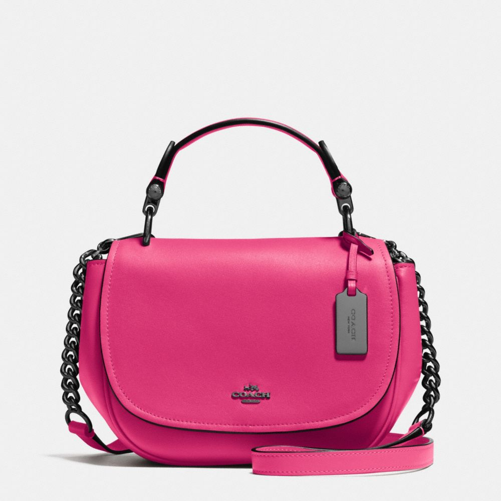 COACH NOMAD TOP HANDLE CROSSBODY IN GLOVETANNED LEATHER - Alternate View