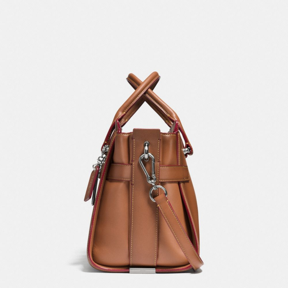 Coach Coach Swagger in Burnished Glovetanned Leather Alternate View 1