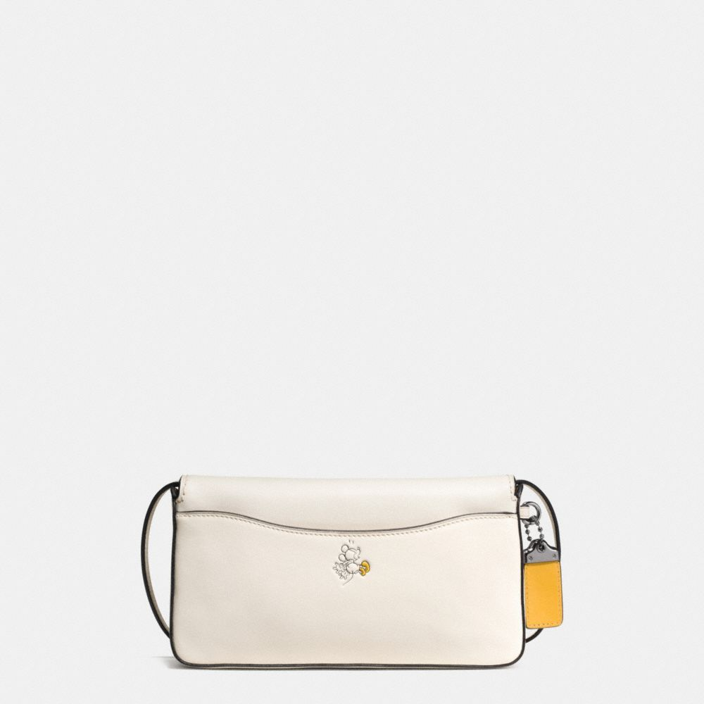 Coach Mickey Dinky Crossbody in Glovetanned Leather Alternate View 1