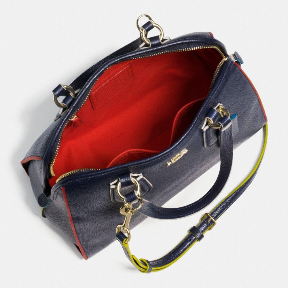 Nolita Satchel in Edgestain Leather - Alternate View A3