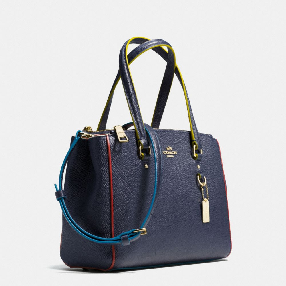 Stanton Carryall 26 in Edgestain Leather - Alternate View A2