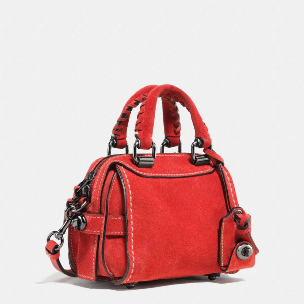 Ace Satchel 14 in Suede - Alternate View A2