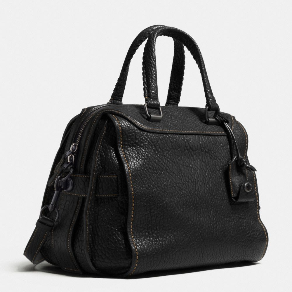 Ace Satchel 28 in Glovetanned Leather - Alternate View A2