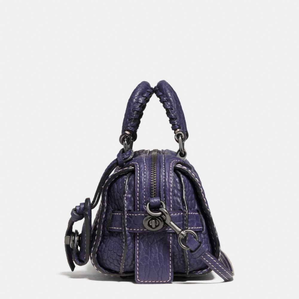 Ace Satchel 14 in Glovetanned Nappa Leather - Alternate View A1