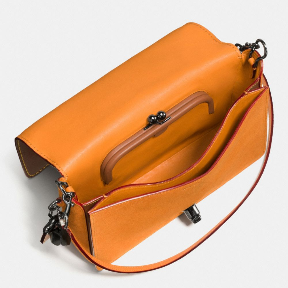 DINKY CROSSBODY 24 IN COLORBLOCK PYTHON - Alternate View A3