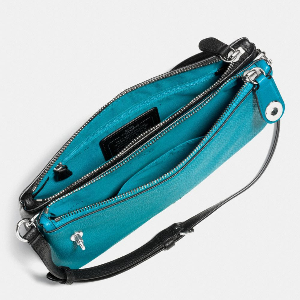 Crosby Crossbody in Colorblock Leather - Alternate View A1