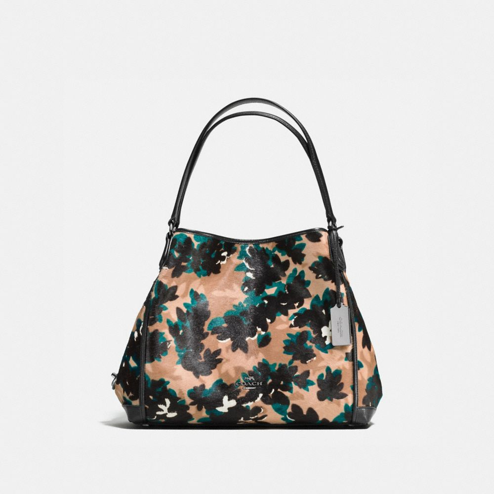Edie Shoulder Bag 31 in Printed Haircalf