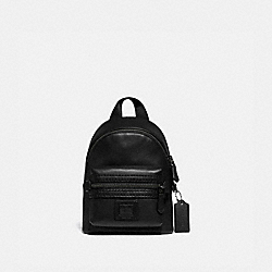 ACADEMY BACKPACK 15 - BLACK - COACH 3847