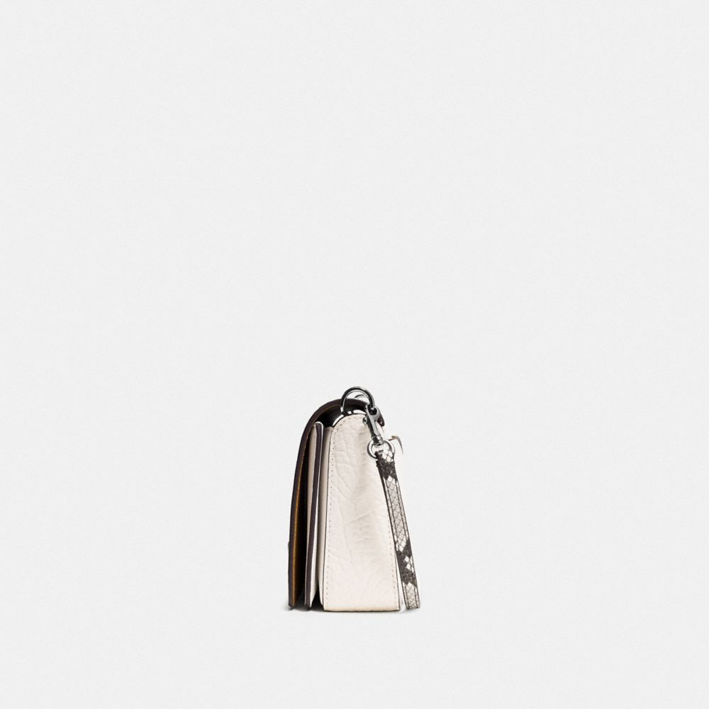 Dinky Crossbody in Colorblock Python - Alternate View A1