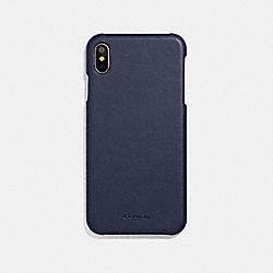IPHONE XS MAX CASE - CADET - COACH 39451