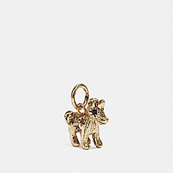 UNI CHARM - MULTI/GOLD - COACH 39506