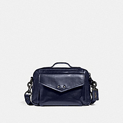 JAXSON BAG 28 - CADET/BLACK COPPER - COACH 41394