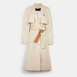MINIMAL TRENCH - PORCELAIN - COACH 4211