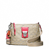 POPPY SIGNATURE METALLIC SWINGPACK