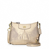 Madison Metallic Leather Swingpack