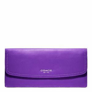 coach on sale outlet e5lh  coach lavender wallet