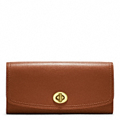 LEGACY LEATHER SLIM ENVELOPE