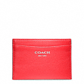 LEGACY LEATHER CARD CASE