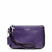 LEGACY LEATHER SMALL WRISTLET