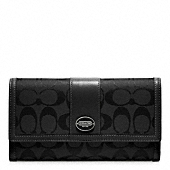 Legacy Signature Checkbook Wallet