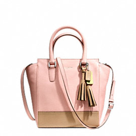 LEGACY COLORBLOCK LEATHER MINI TANNER CROSSBODY