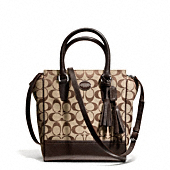 Legacy Signature Mini Tanner Crossbody