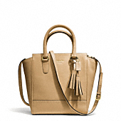 Legacy Leather Mini Tanner Crossbody